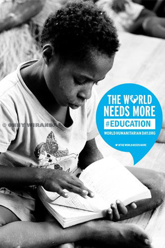 #WHD2013 #EDUCATION