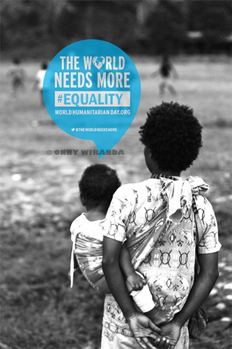 #WHD2013 #EQUALITY