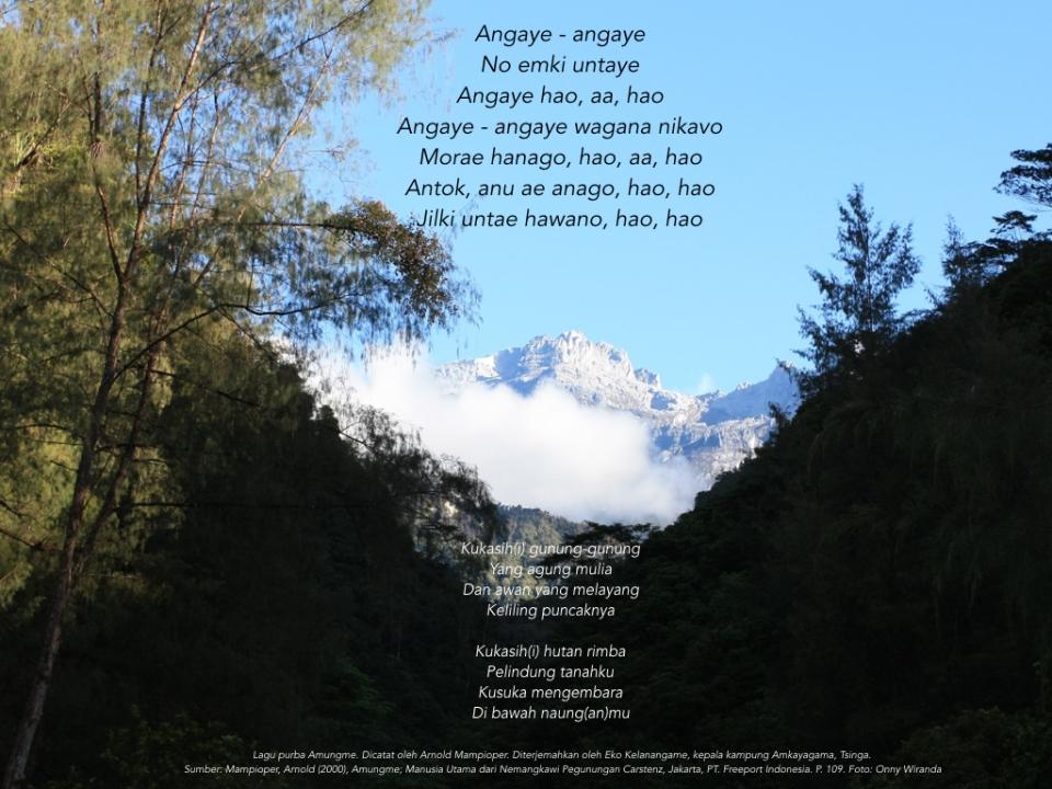 Lagu purba Amungme.001